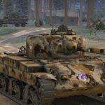 American medium tank T20