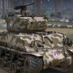 Американский средний танк М4 Шерман
