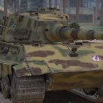 World Of Tanks бой на E 75