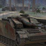 Немецкая противотанковая самоходка StuG 4