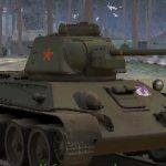 World Of Tanks 蘇聯坦克T 34