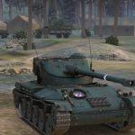Французский лёгкий танк AMX 13 75