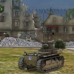 American light tank T1 Cunningham
