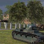 法國輕型坦克AMX 38