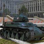 Французский лёгкий танк Renault R35