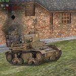 Американский лёгкий танк M2 Light Tank