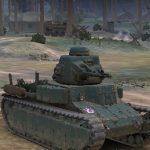 法國輕型坦克D1