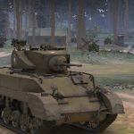 Американский лёгкий танк M5 Stuart
