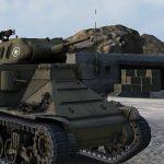 American medium tank M2 Medium Tank