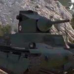 Французский средний танк SARL 42