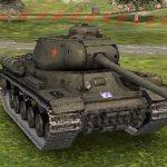 """Советский тяжелый танк """"ИС-1"""""""