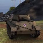 American anti-tank self-propelled gun T 67