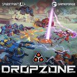 Dropzone аналог Dota 2  только с роботами