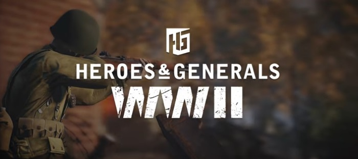 games like heroes and generals