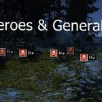 Selection of fights Heroes & Generals from 04/17/19