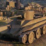 Боевое применение советского легкого танка БТ-2 в Польской компании