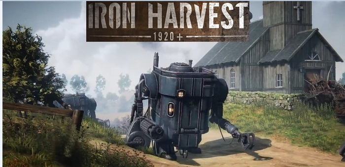 Real Time Strategy Games 2020.Iron Harvest 1920 A Unique Look At The World Of The 20th