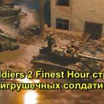 Toy Soldiers 2 Finest Hour стратегия про игрушечных солдатиков